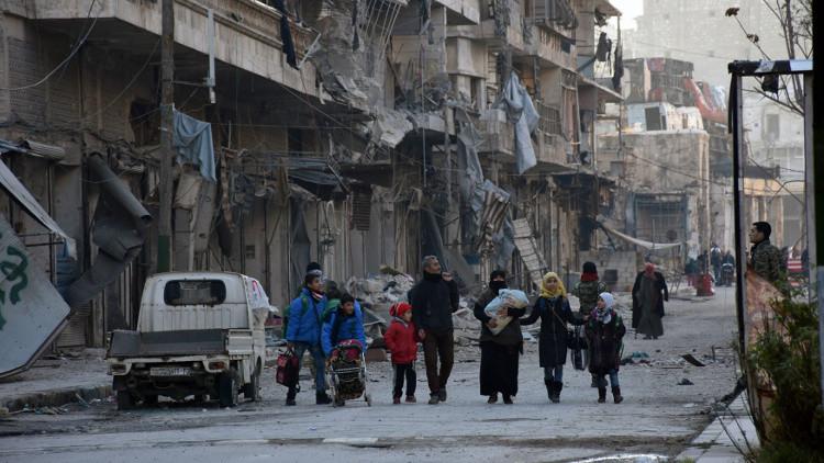 الأمم المتحدة: ليست لدينا معلومات عن اعتقال سكان شرقي حلب