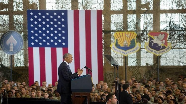 أوباما يعترف بمسؤولية الولايات المتحدة عن ظهور