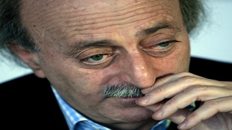 جنبلاط: القبضة الإيرانية السورية على لبنان ستشتد بعد حلب