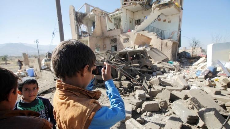 هيومن رايتس تتهم الرياض وواشنطن بقتل المدنيين في اليمن