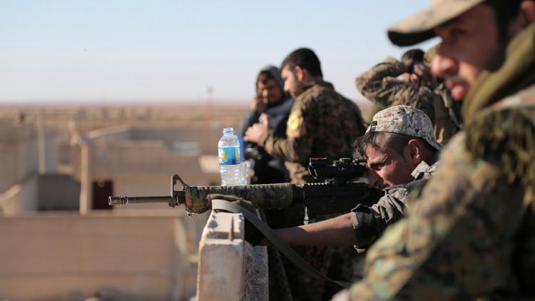 واشنطن تبرر سماحها بتوريد أسلحة إلى سوريا