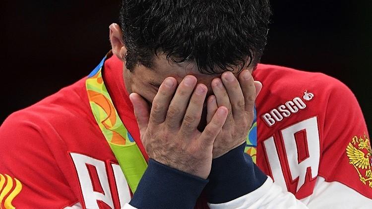 تجريد الملاكم الروسي ألويان من فضية ريو