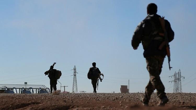 أنقرة تتهم الأكراد بالتعاون مع القوات السورية شمال حلب