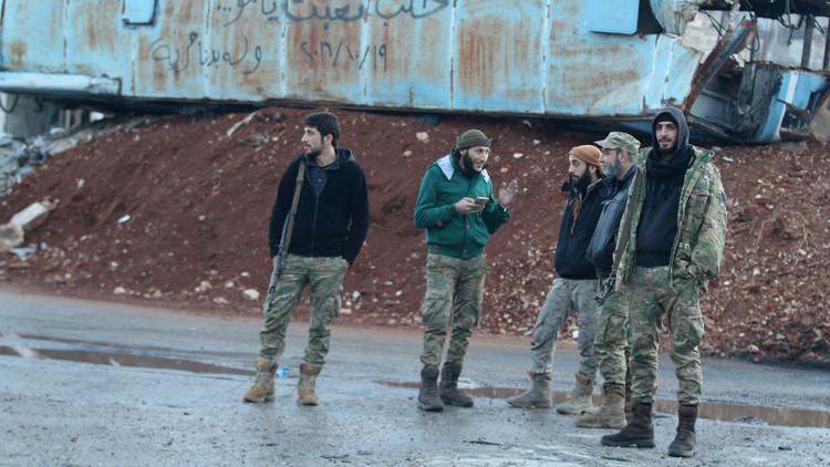 المعارضة في حلب تعلن تعليق المحادثات مع دمشق وموسكو