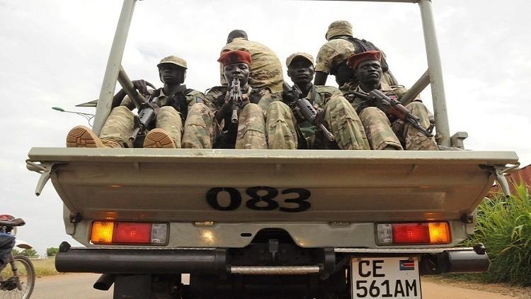 تجدد المواجهات بين قوات جنوب السودان ومتمردين عند حدود السودان