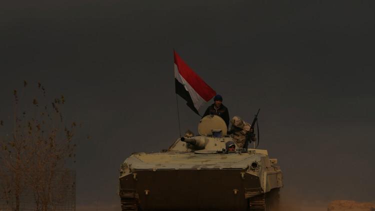 القوات العراقية تسيطر على ثلاثة أحياء غرب الموصل