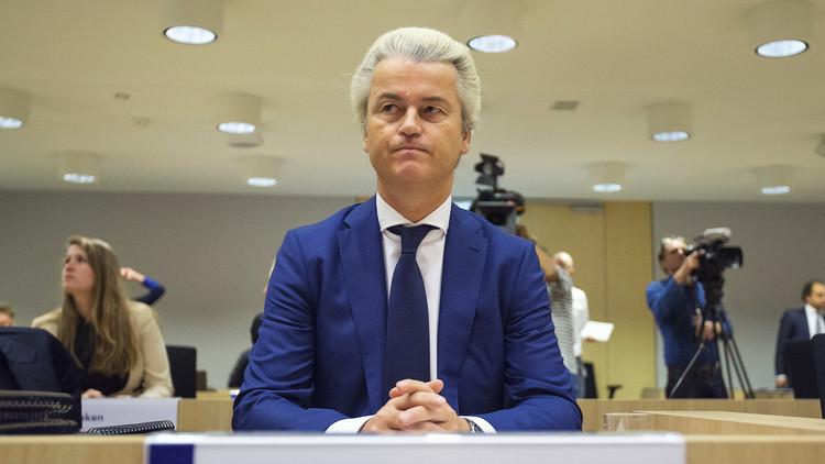 تبرئة الهولندي فيلدرز من التحريض على الكراهية