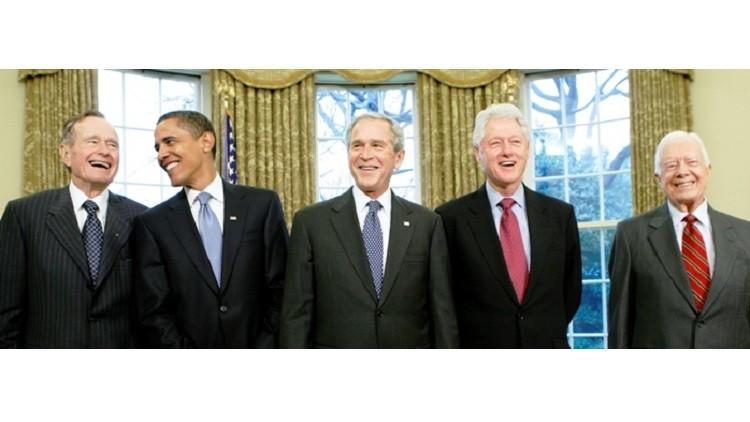رواتب رؤساء أمريكا السابقين ترهق كاهل دافعي الضرائب