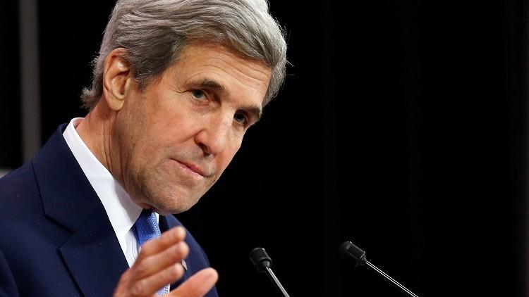 كيري: سنجتمع مع الروس في جنيف السبت لمناقشة وضع حلب