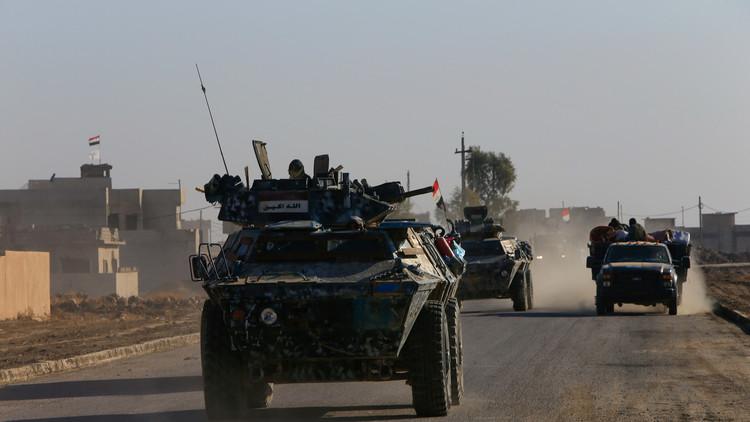 القوات العراقية: تحرير منطقتين شرق مدينة الموصل