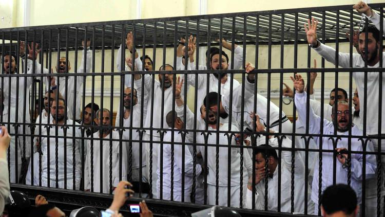حكم نهائي بإعدام قاتل الجنود المصريين