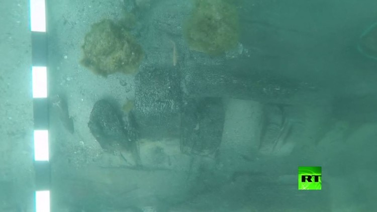 إكتشاف حطام سفينة بريطانية غرقت قبل 160 عاما