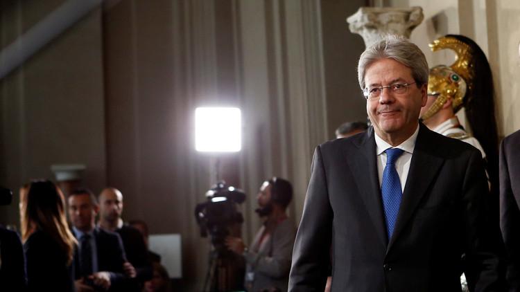 تكليف جينتيلوني بتشكيل الحكومة الإيطالية