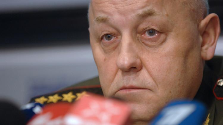 جنرال روسي ينتقد القيادة العسكرية على أخطاء تدمر