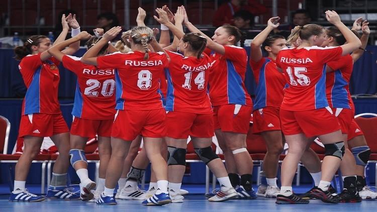 يد روسيا تحقق انتصارا ثمينا في بطولة أوروبا
