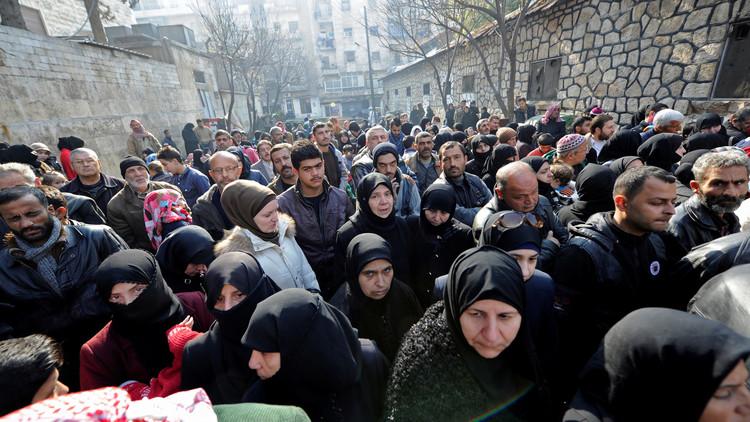 النص المقترح لاتفاق روسي أمريكي بشأن مسلحي حلب