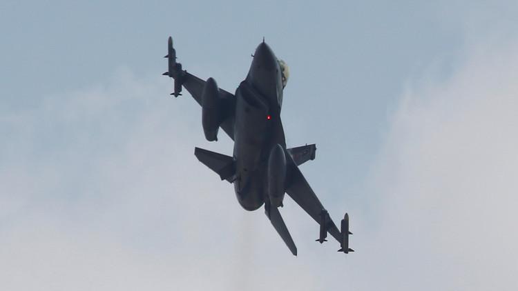 الطيران التركي يضرب