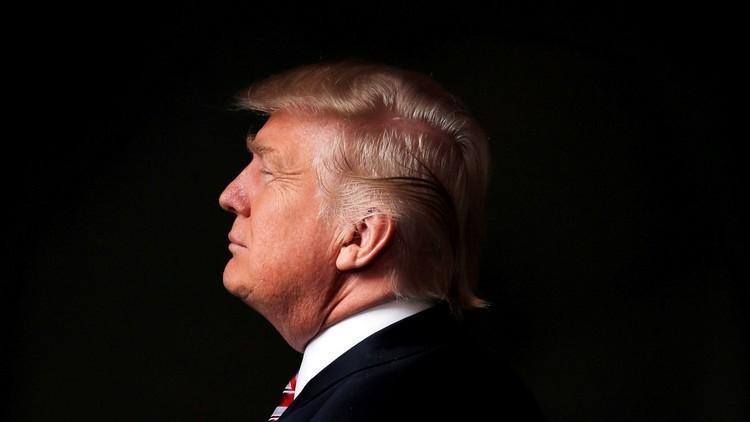 ترامب يشكك في استمرار الاعتراف بمبدأ