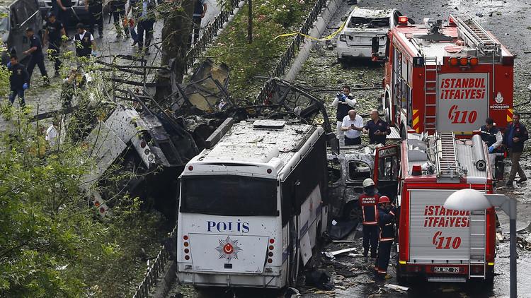 انطلاق التحولات في تركيا على أصوات التفجيرات