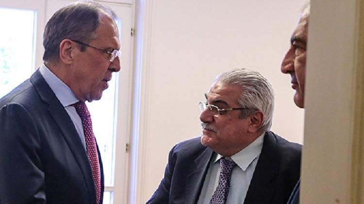 المعارضة السورية جاهزة للاجتماع في موسكو