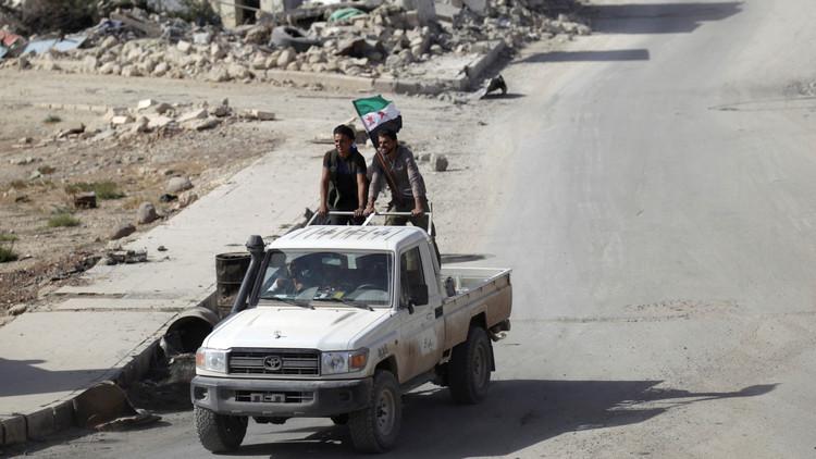 تركيا تقصف بشمال سوريا وتدعو المدنيين للاختباء