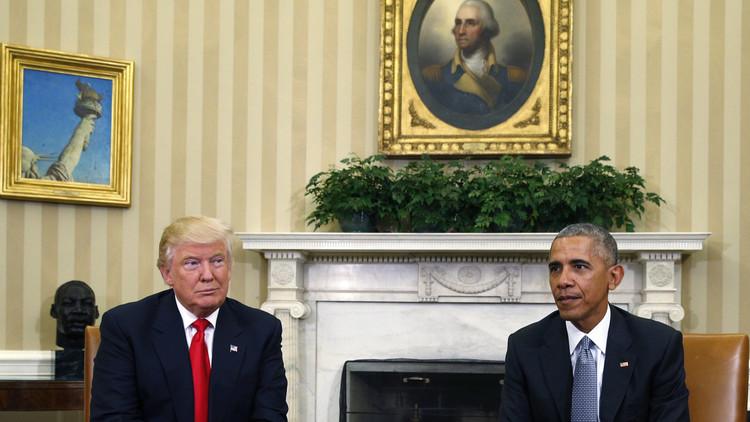 أوباما يترك