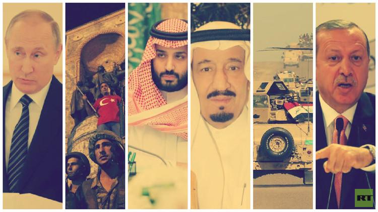 نتائج التصويت لاختيار الشخصية والحدث الأبرز عربيا وعالميا لعام 2016 على موقع RT