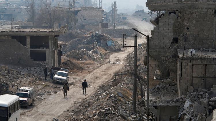 المسلحون في حلب قد يواصلون الحرب من تحت الأرض!