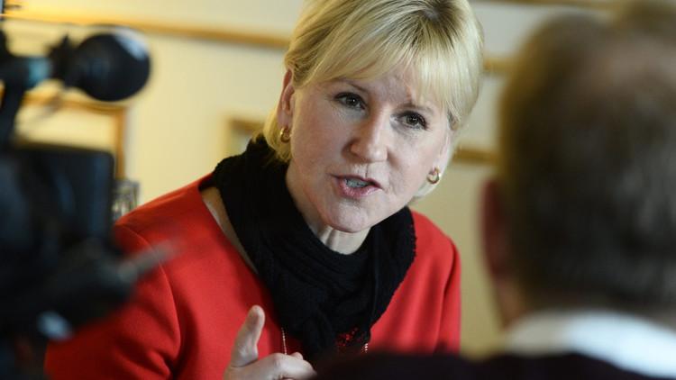 مسؤولون إسرائيليون يرفضون لقاء وزيرة خارجية السويد