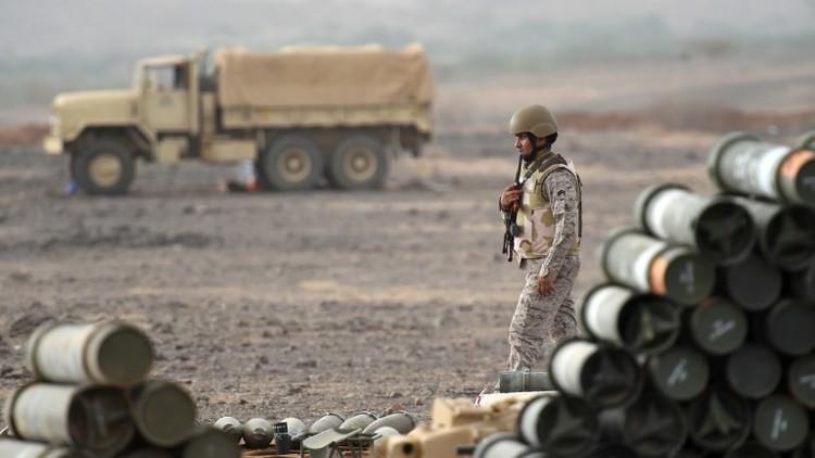 واشنطن تقيد بيع الأسلحة للسعودية