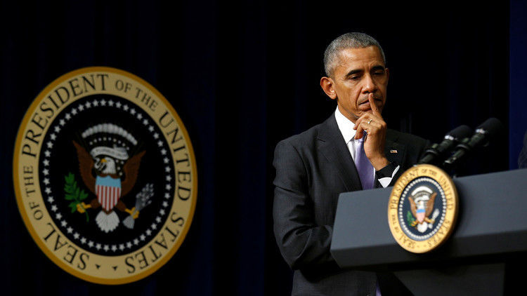 أوباما يأمر باتخاذ إجراءات لخفض العنف بسوريا