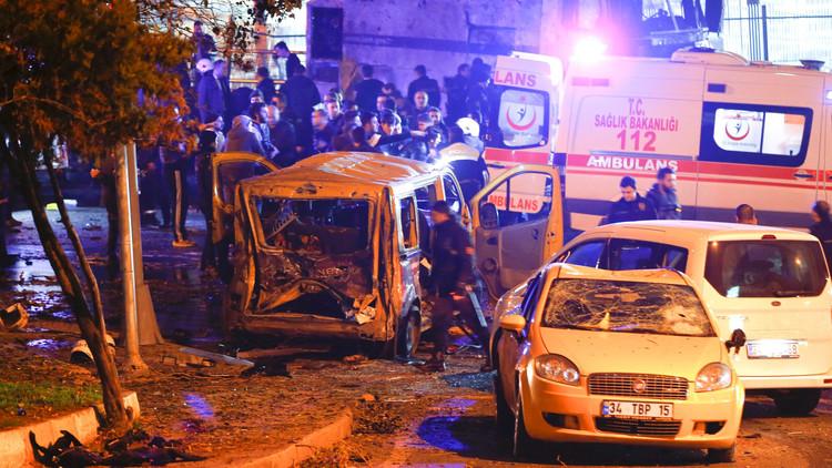 تحميل ساسة كرد المسؤولية عن العملية الإرهابية في اسطنبول