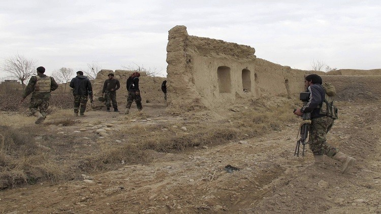 مقتل 21 مسلحا بغارة جوية شمال أفغانستان