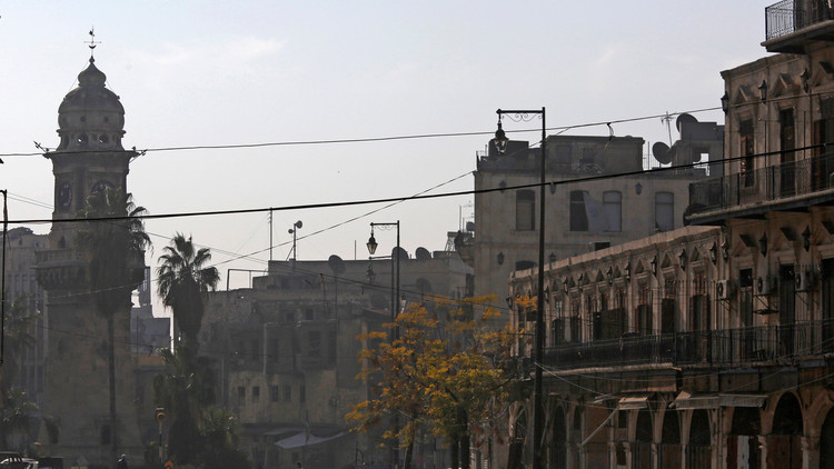 سوريا ستعلن قريبا عن تحرير كامل مدينة حلب