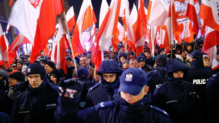 بولندا تحيي الذكرى الـ35 لفرض الأحكام العرفية
