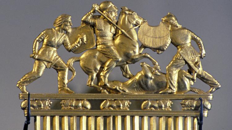 محكمة هولندية تسلم أوكرانيا ذهب القرم الأسطوري!