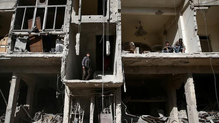 تجدد الاشتباكات في بادية حمص وغوطة دمشق