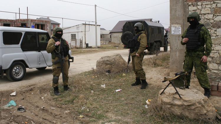 روسيا.. القضاء على 90 مسلحا في داغستان منذ بداية العام