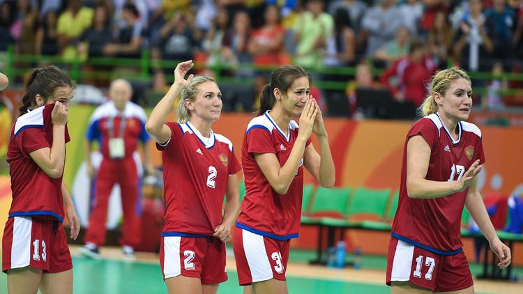 روسيا تتعادل مع هنغاريا في بطولة أوروبا لكرة اليد