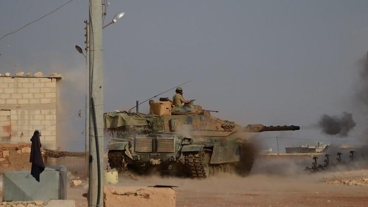 التحالف الدولي: فصل الأتراك للمجموعات الكردية لا يقلقنا
