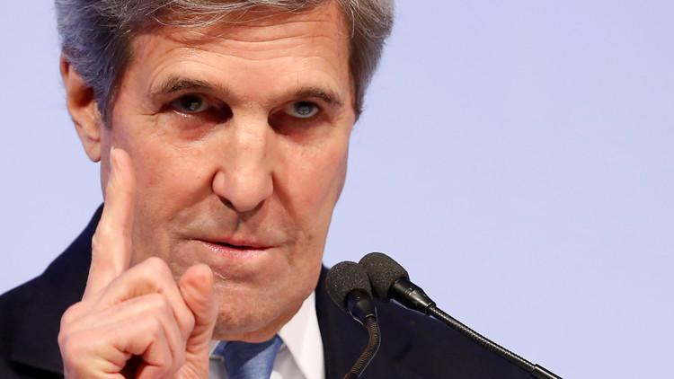 كيري: تمديد العقوبات على طهران لا ينعكس على الاتفاق النووي