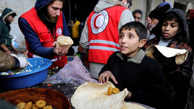 بريطانيا تخصص 3 مليارات دولار لمنظمات الإغاثة بسوريا