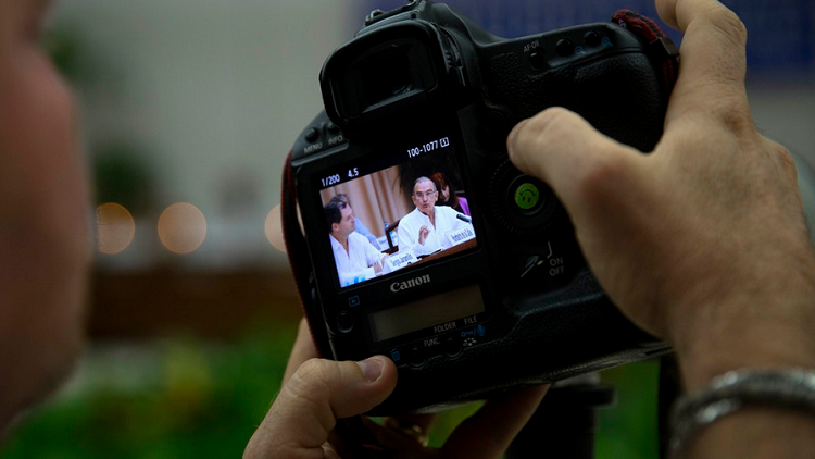 الصحافيون والسينمائيون يطالبون مصنعي الكاميرات بمزيد من التشفير