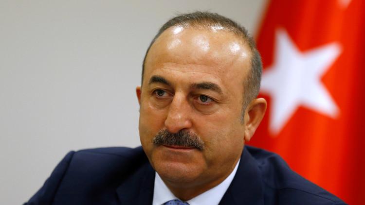 جاويش أوغلو سيشارك في مفاوضات روسية تركية إيرانية حول سوريا بموسكو 27 الجاري