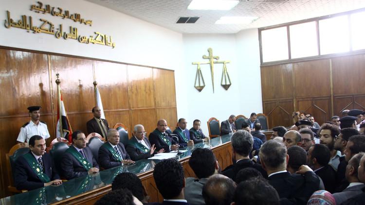 إعدام أشهر إرهابي في مصر