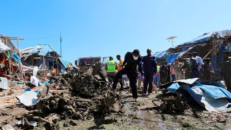 الصومال.. مقتل11 شخصا في هجومين انتحاريين بمقديشو