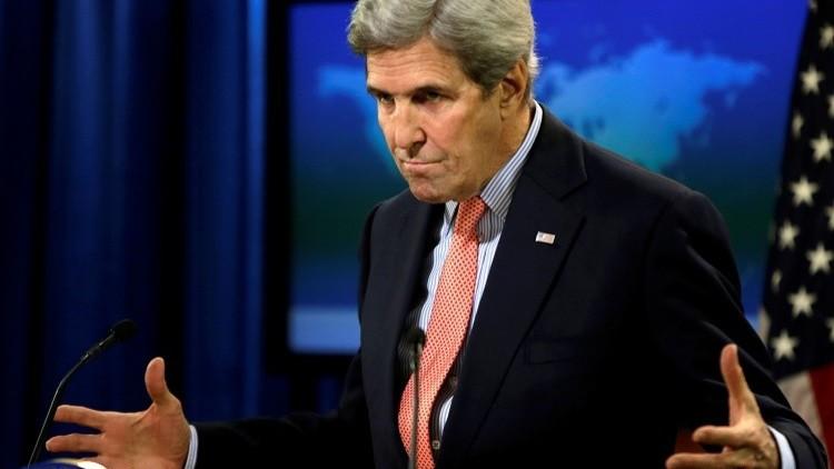 كيري: أولويتنا الملحة في حلب الآن هي وقف فوري لإطلاق النار