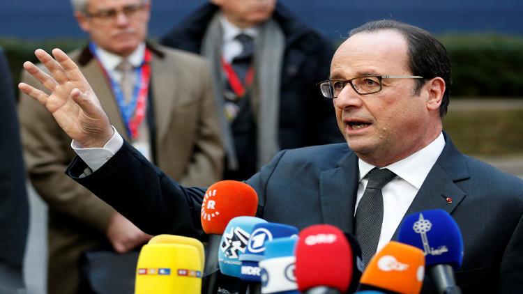 فرنسا تلمح إلى فرض عقوبات ضد روسيا بسبب سوريا