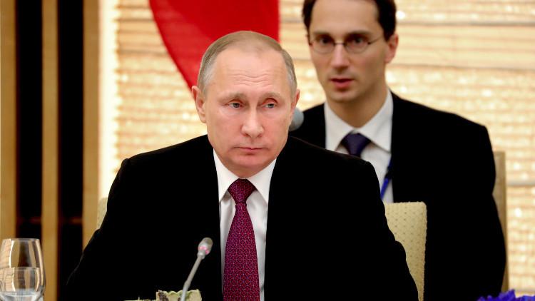 بوتين يؤكد أن تحرير حلب يسمح بإيجاد هدنة جديدة في سوريا