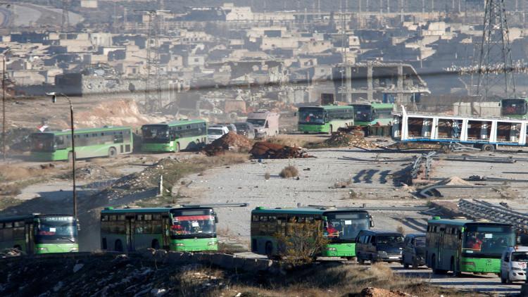 الدفاع الروسية: انتهاء عملية الفصل بين المعارضة المعتدلة والإرهابيين في حلب